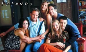 Сериал «Друзья»