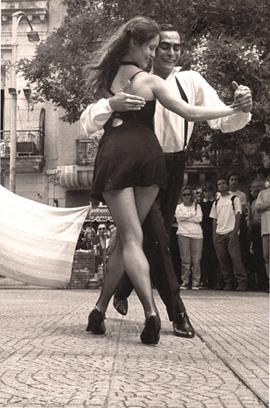 Tango Dancers, Buenos Aires 1980